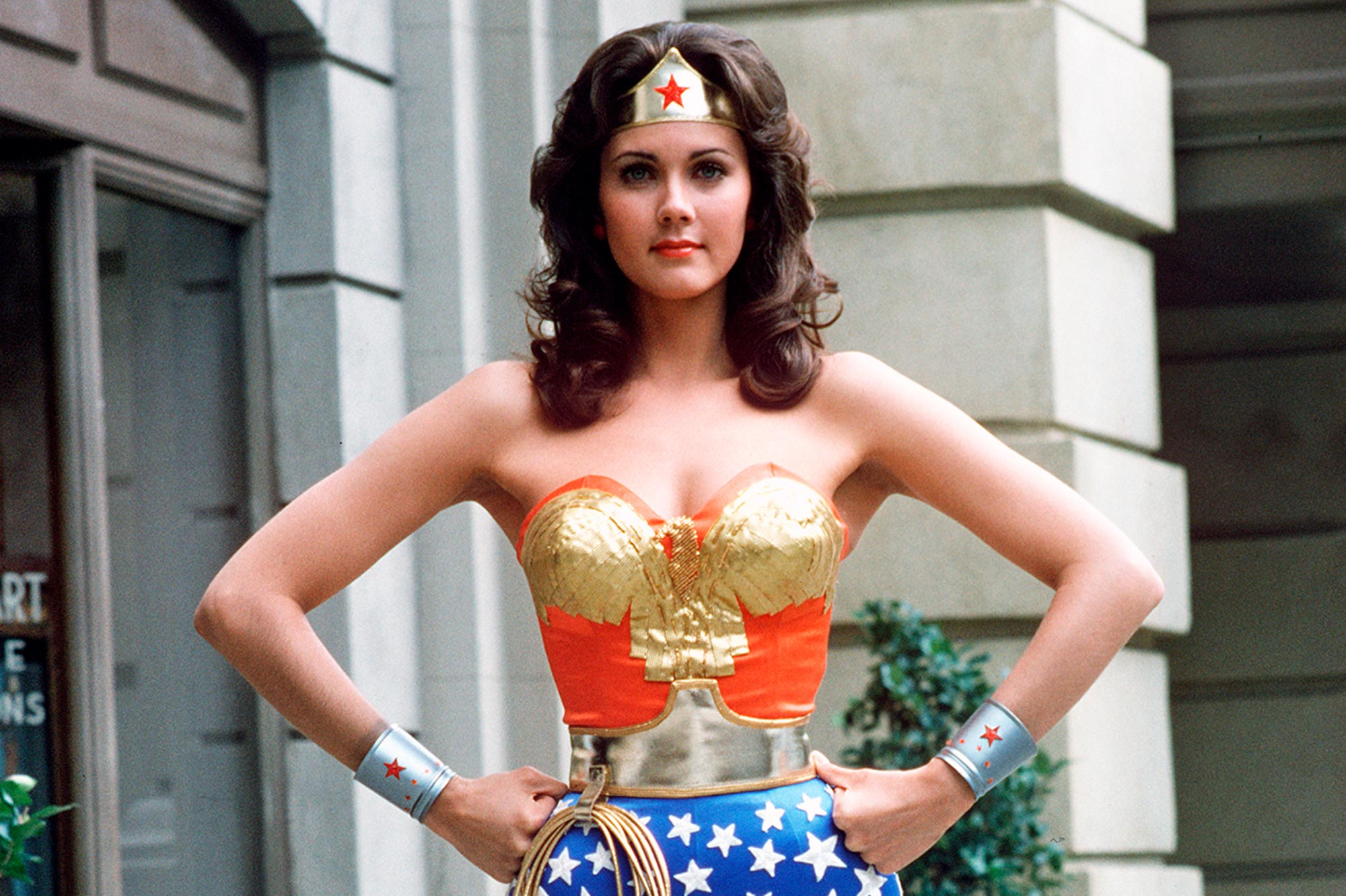 Lynda Carter's Wonder Woman series drops on HBO Max ahead of new movie premiere